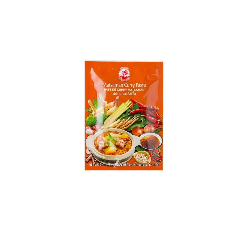 Pasta Kari Matsaman Cock brand 50 g