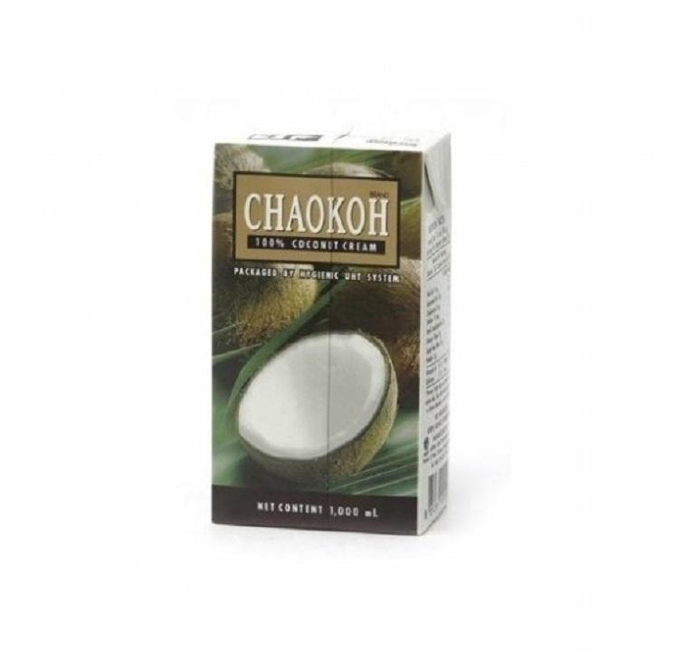 Kokosové mléko Chaokoh 18% 1 l